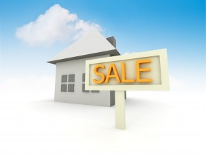 Image of a home for sales