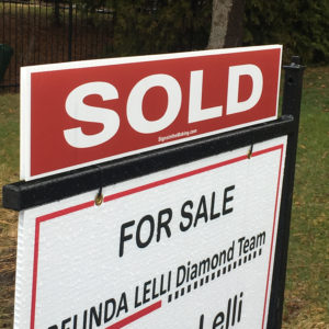 sold sign lorie brodie